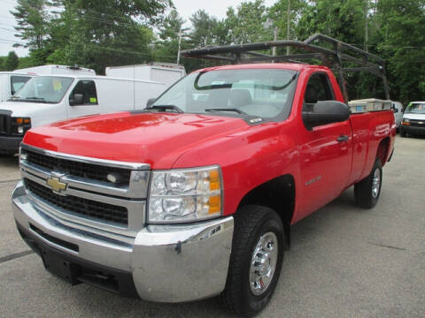 2010 Chevrolet Silverado 2500HD for sale at Auto Towne in Abington MA