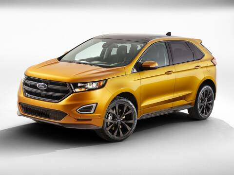 2017 Ford Edge for sale at BASNEY HONDA in Mishawaka IN