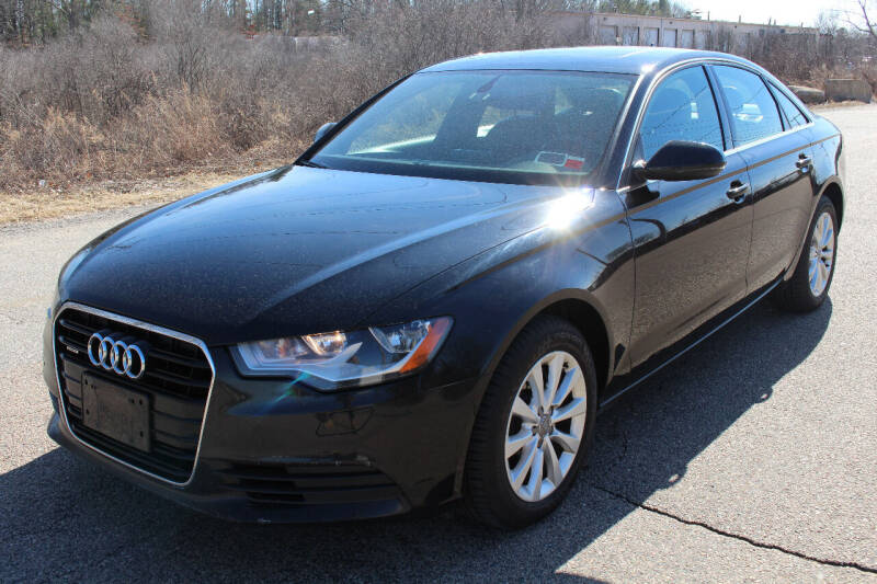 2013 Audi A6 for sale at Imotobank in Walpole MA