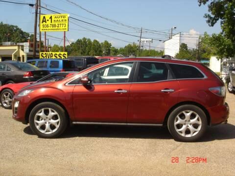 2012 Mazda CX-7 for sale at A-1 Auto Sales in Conroe TX