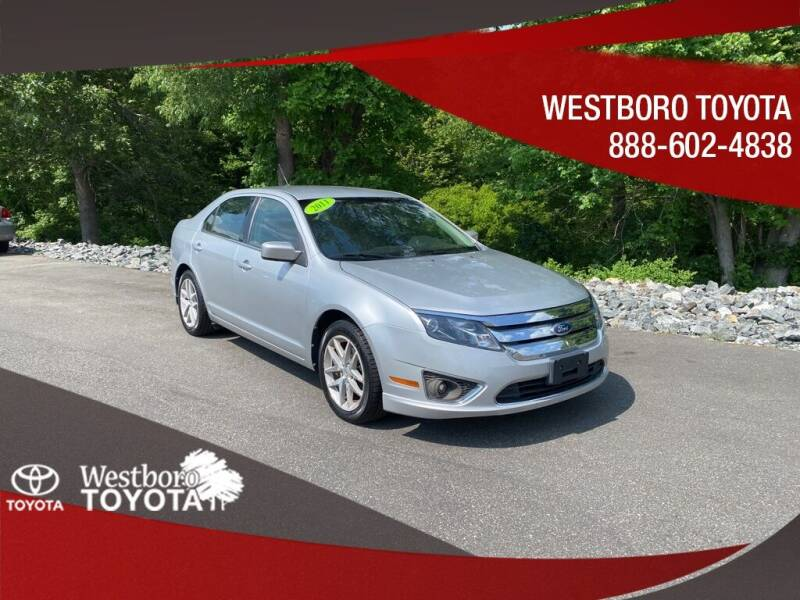 2011 Ford Fusion for sale in Westborough, MA