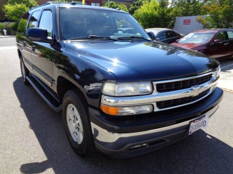 2005 Chevrolet Suburban for sale at NorCal Auto Mart in Vacaville CA