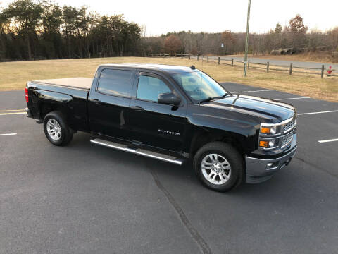 2014 Chevrolet Silverado 1500 for sale at Superior Wholesalers Inc. in Fredericksburg VA