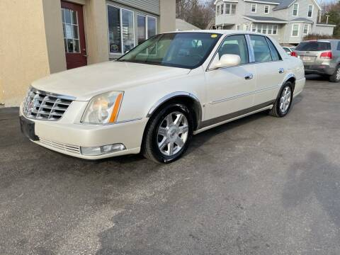 2008 Cadillac DTS for sale at Autowright Motor Co. in West Boylston MA