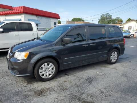 2014 Dodge Grand Caravan for sale at Riviera Auto Sales South in Daytona Beach FL