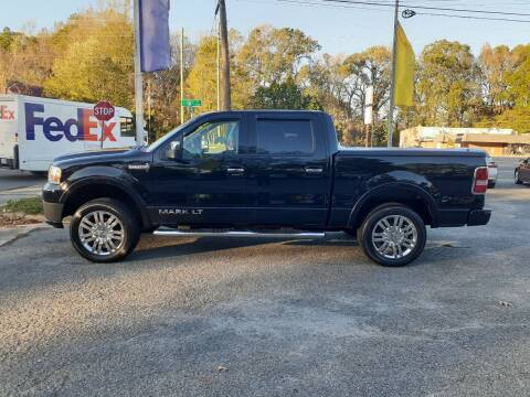 2007 Lincoln Mark LT for sale at PIRATE AUTO SALES in Greenville NC