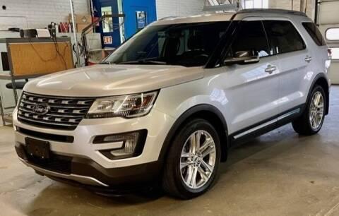 2016 Ford Explorer for sale at Reinecke Motor Co in Schuyler NE