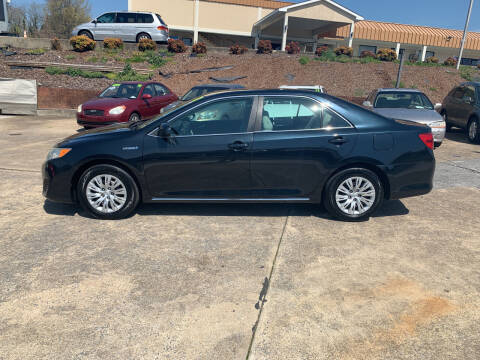 2012 Toyota Camry Hybrid for sale at State Line Motors in Bristol VA