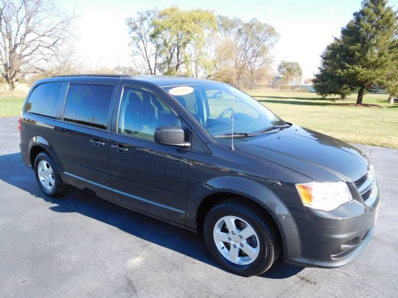 2012 Dodge Grand Caravan for sale at North State Motors in Belvidere IL