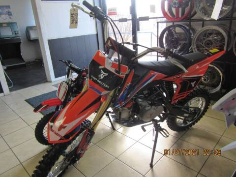 2021 TAOTAO 150 DIRT BIKE for sale at Trinity Cycles in Burlington NC