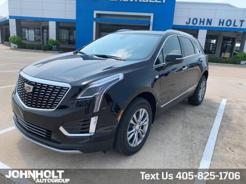 2022 Cadillac XT5 for sale at JOHN HOLT AUTO GROUP, INC. in Chickasha OK