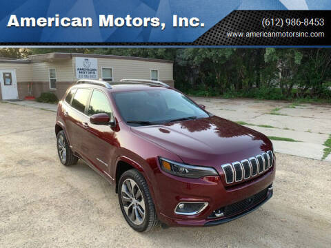 2019 Jeep Cherokee for sale at American Motors, Inc. in Farmington MN