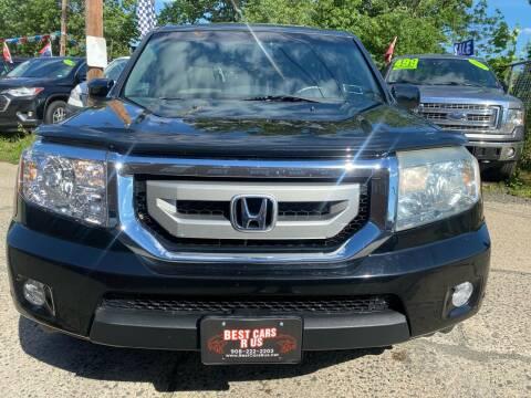 2010 Honda Pilot for sale at Best Cars R Us in Plainfield NJ