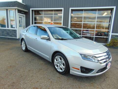 2010 Ford Fusion for sale at Akron Auto Sales in Akron OH