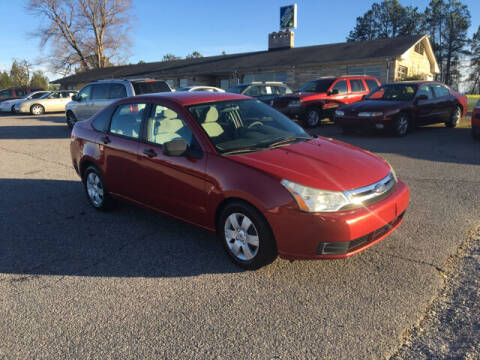 2010 Ford Focus for sale at Hillside Motors Inc. in Hickory NC