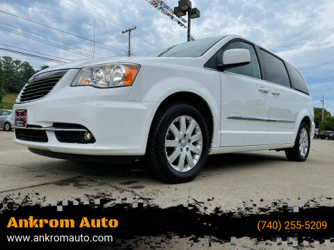 2014 Chrysler Town and Country for sale at Ankrom Auto in Cambridge OH