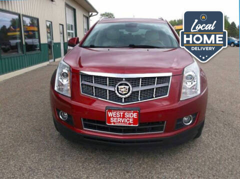 2010 Cadillac SRX for sale at West Side Service in Auburndale WI