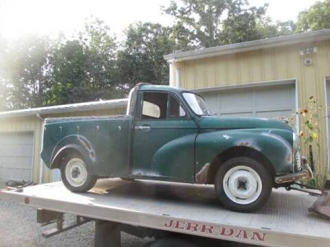 1960 Morris Minor for sale at Classic Car Deals in Cadillac MI