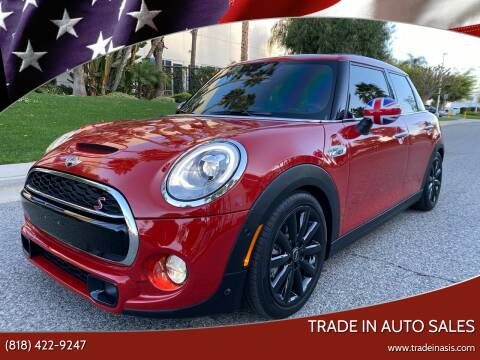 2018 MINI Hardtop 4 Door for sale at Trade In Auto Sales in Van Nuys CA