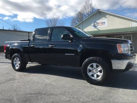 2012 GMC Sierra 1500 for sale at Driven Pre-Owned in Lenoir NC