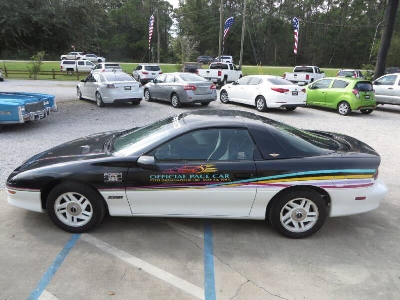 1993 Chevrolet Camaro for sale at Ward's Motorsports in Pensacola FL