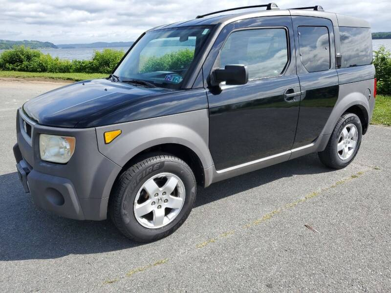 2003 Honda Element for sale at Bowles Auto Sales in Wrightsville PA