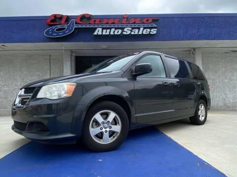 2012 Dodge Grand Caravan for sale at El Camino Auto Sales in Gainesville GA