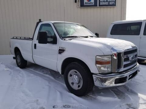 2008 Ford F-250 Super Duty for sale at Larry Schaaf Auto Sales in Saint Marys OH