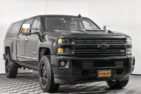 2017 Chevrolet Silverado 3500HD for sale at Chevrolet Buick GMC of Puyallup in Puyallup WA