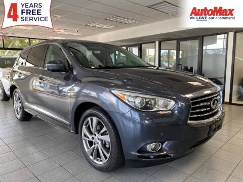 2013 Infiniti JX35 for sale at Auto Max in Hollywood FL