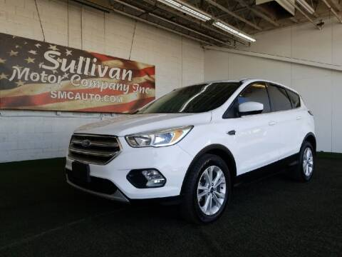2017 Ford Escape for sale at SULLIVAN MOTOR COMPANY INC. in Mesa AZ