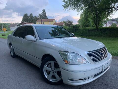 2004 Lexus LS 430 for sale at Trocci's Auto Sales in West Pittsburg PA