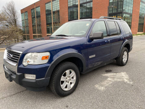 2007 Ford Explorer for sale at Auto Wholesalers Of Rockville in Rockville MD