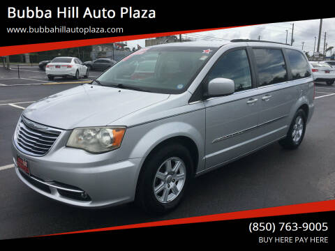 2011 Chrysler Town and Country for sale at Bubba Hill Auto Plaza in Panama City FL