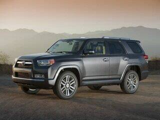 2013 Toyota 4Runner for sale at BORGMAN OF HOLLAND LLC in Holland MI