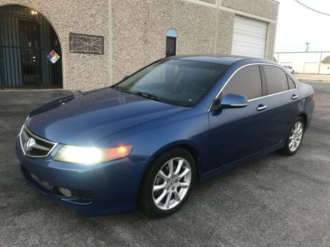 2006 Acura TSX for sale at Evolution Motors LLC in Dallas TX