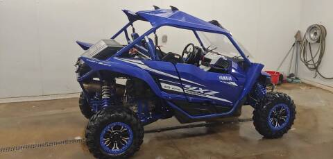 2018 Yamaha YXZ for sale at SS Auto Sales in Brookings SD