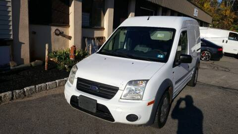 2010 Ford Transit Connect for sale at MOTTA AUTO SALES in Methuen MA