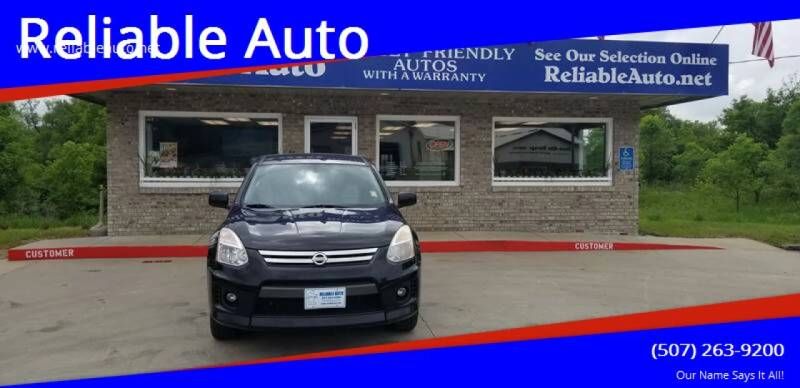 2010 Nissan Rogue for sale at Reliable Auto in Cannon Falls MN