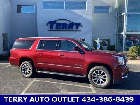 2019 GMC Yukon XL for sale at Terry Auto Outlet in Lynchburg VA