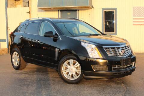 2013 Cadillac SRX for sale at Dynamics Auto Sale in Highland IN