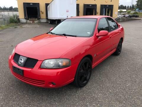 2004 Nissan Sentra for sale at South Tacoma Motors Inc in Tacoma WA