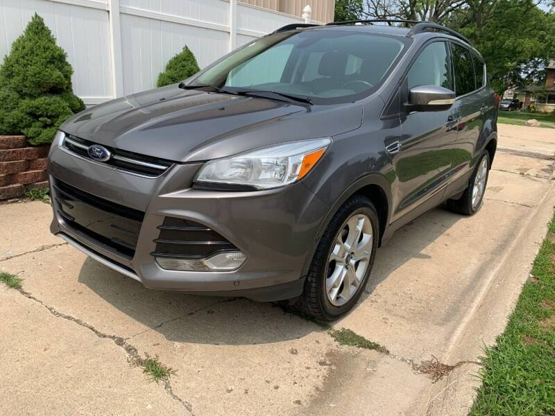 2013 Ford Escape for sale at JRB Automotive LLC in Rochester MI