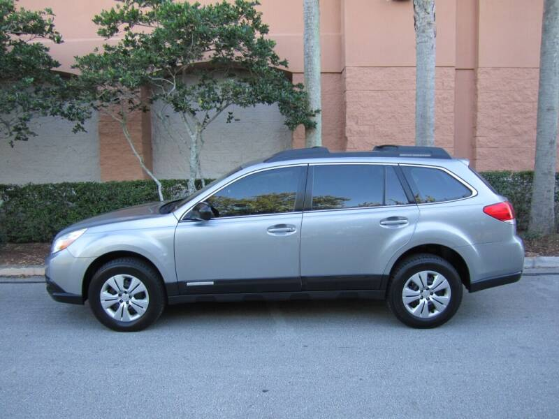 2010 Subaru Outback for sale at FLORIDACARSTOGO in West Palm Beach FL