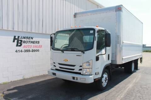 2016 Chevrolet 4500 LCF for sale at HANSEN BROTHERS AUTO SALES in Milwaukee WI