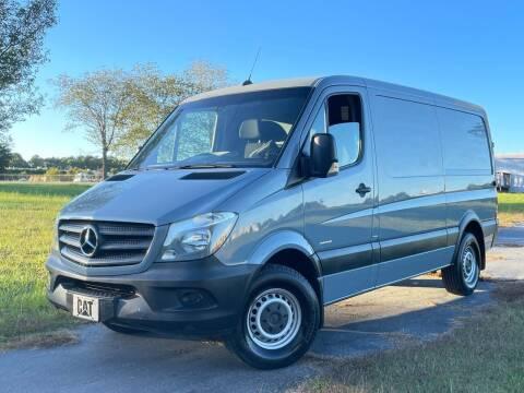 2016 Mercedes-Benz Sprinter Cargo for sale at Sebar Inc. in Greensboro NC