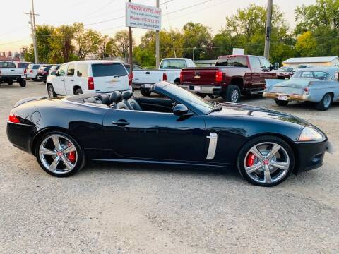 2008 Jaguar XK-Series for sale at Truck City Inc in Des Moines IA