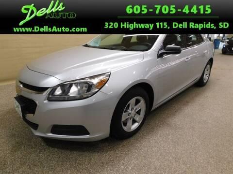 2014 Chevrolet Malibu for sale at Dells Auto in Dell Rapids SD