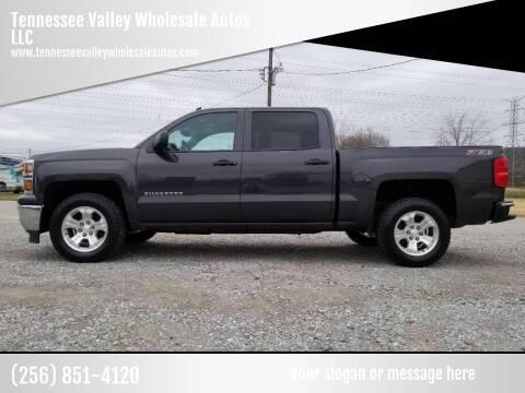2014 Chevrolet Silverado 1500 for sale at Tennessee Valley Wholesale Autos LLC in Huntsville AL