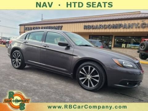 2014 Chrysler 200 for sale at R & B Car Company in South Bend IN